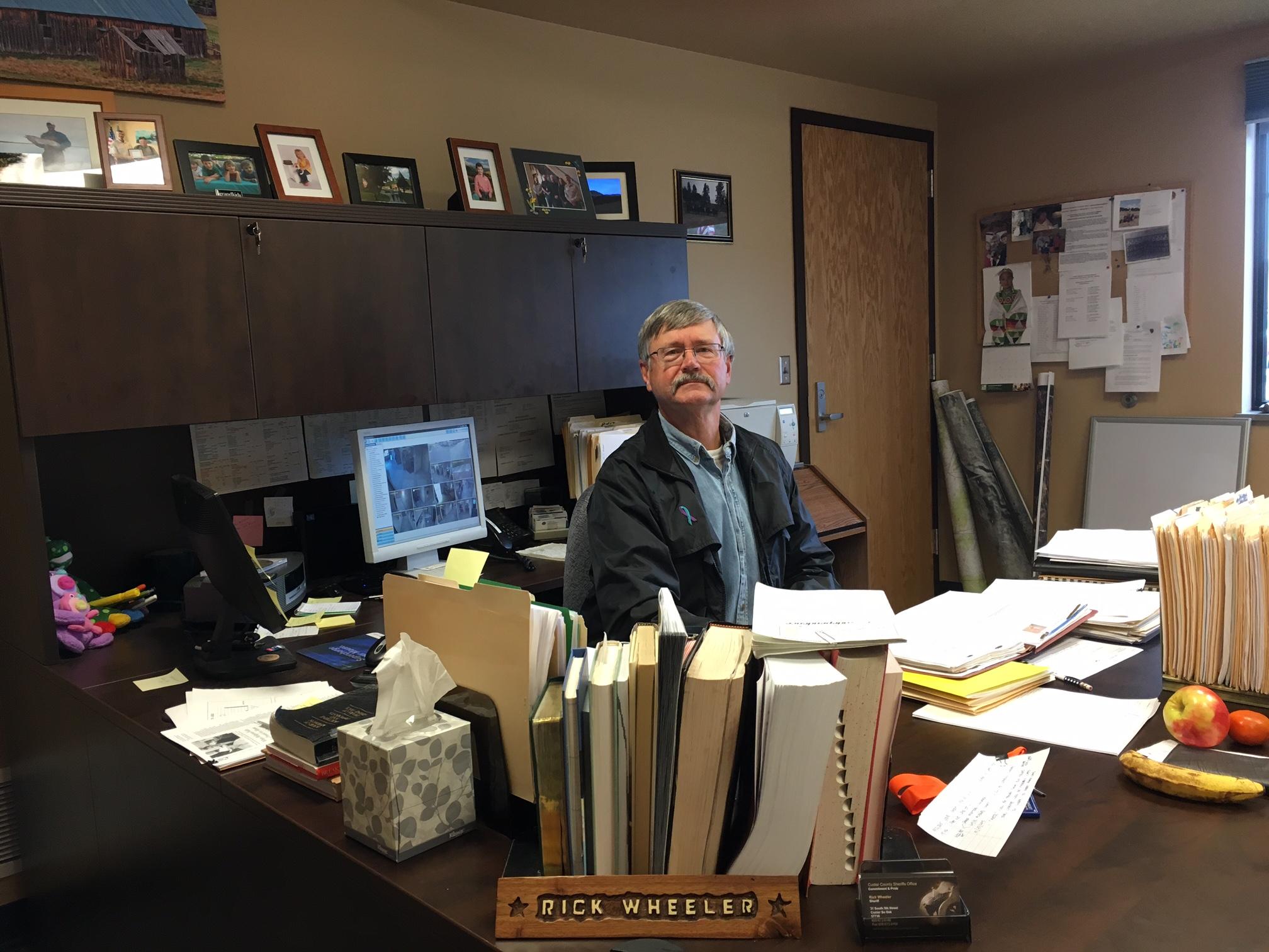 Sheriff's Office - Custer County, South Dakota